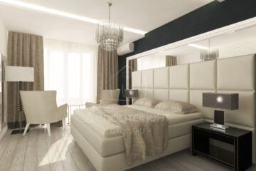 Дизайн квартиры в ЖК Европейский