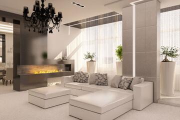 Дизайн интерьеров в Краснодаре